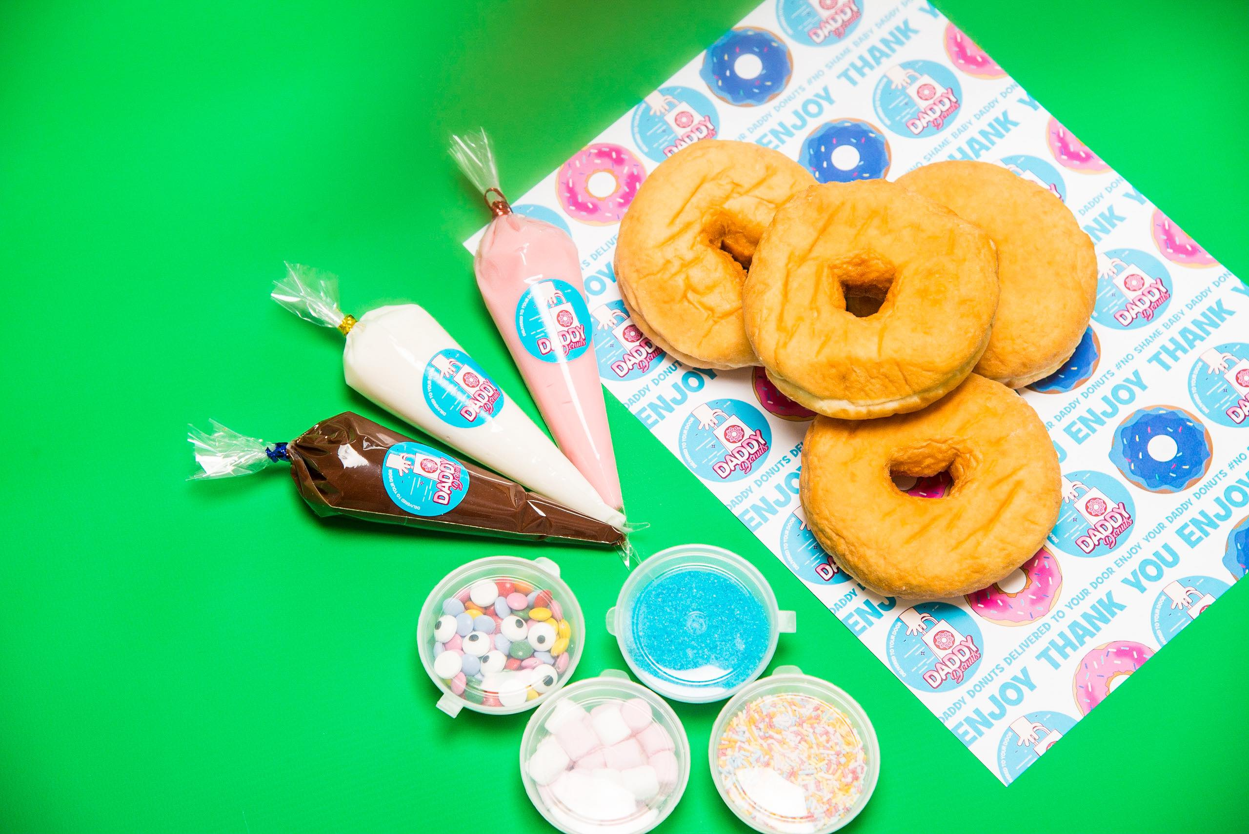 diy donut box