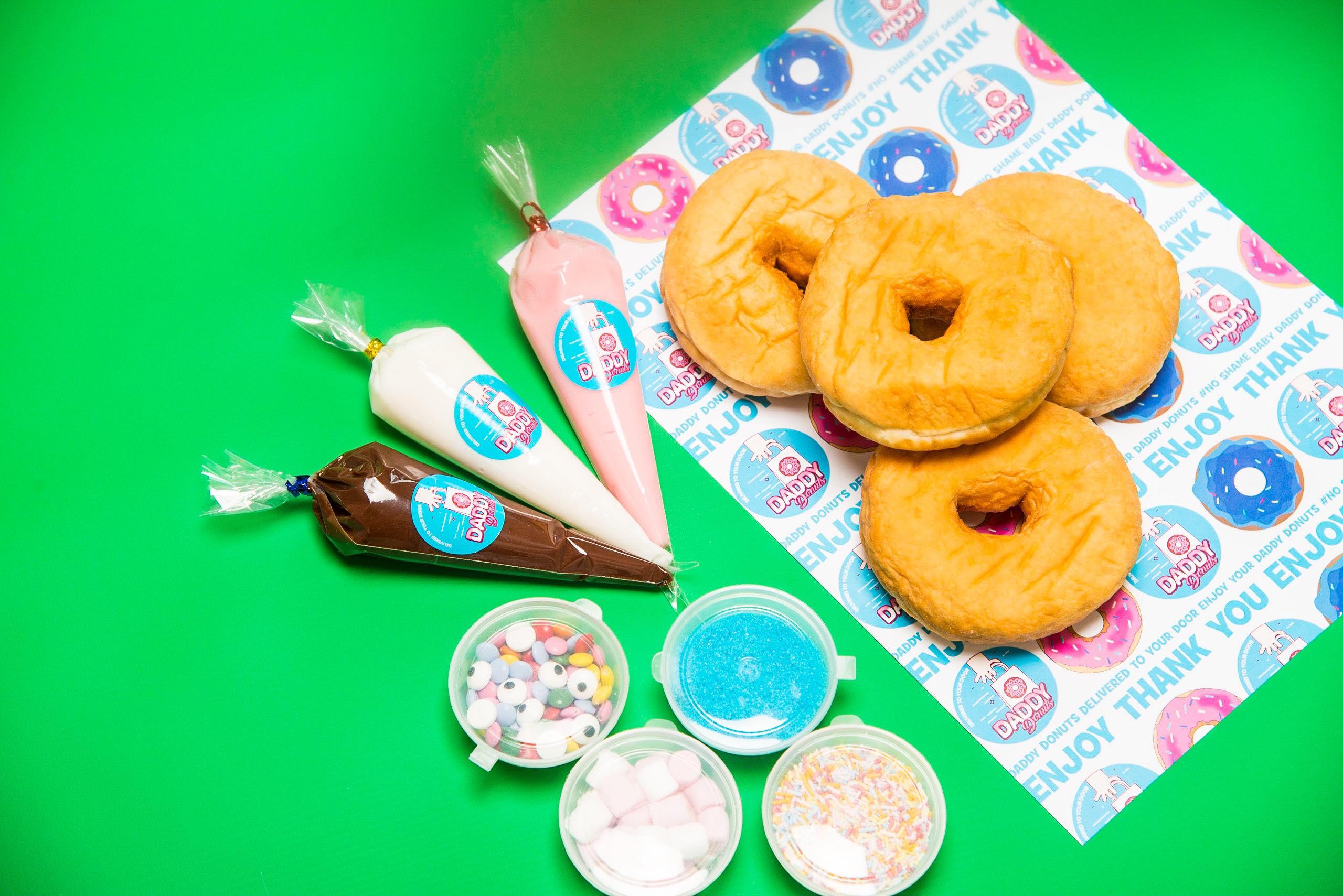 diy donut box