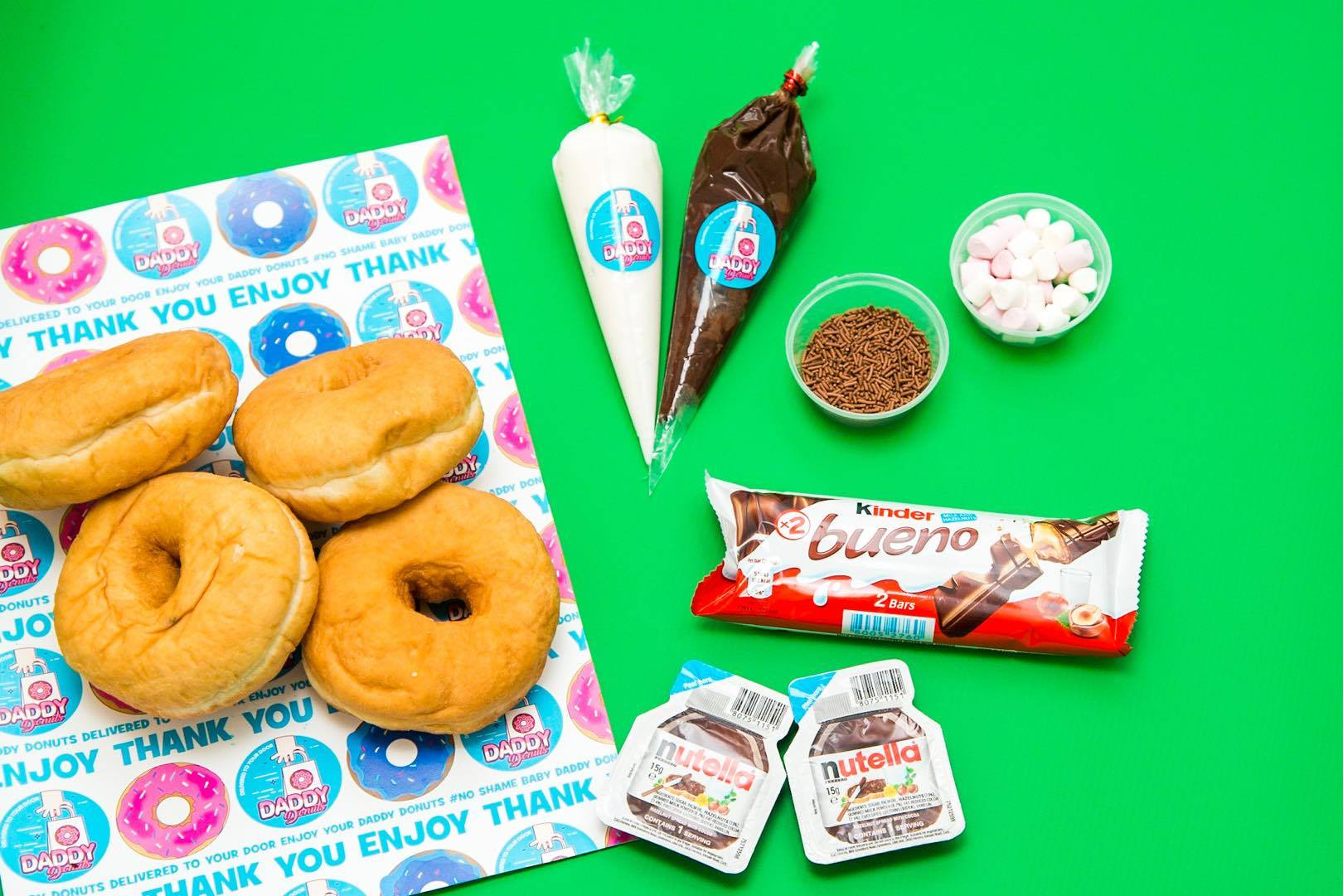 nutty about nuts diy donut box from dadd