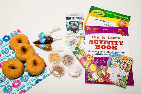 Education and Craft DIY Donut Kit