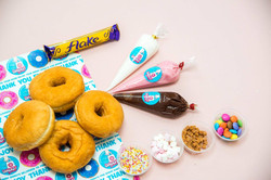 diy donut box large donuts by daddy donu