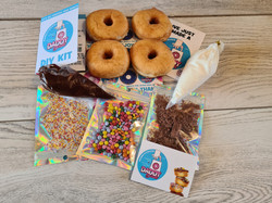 daddy donuts introduces DIY DONUT KIT