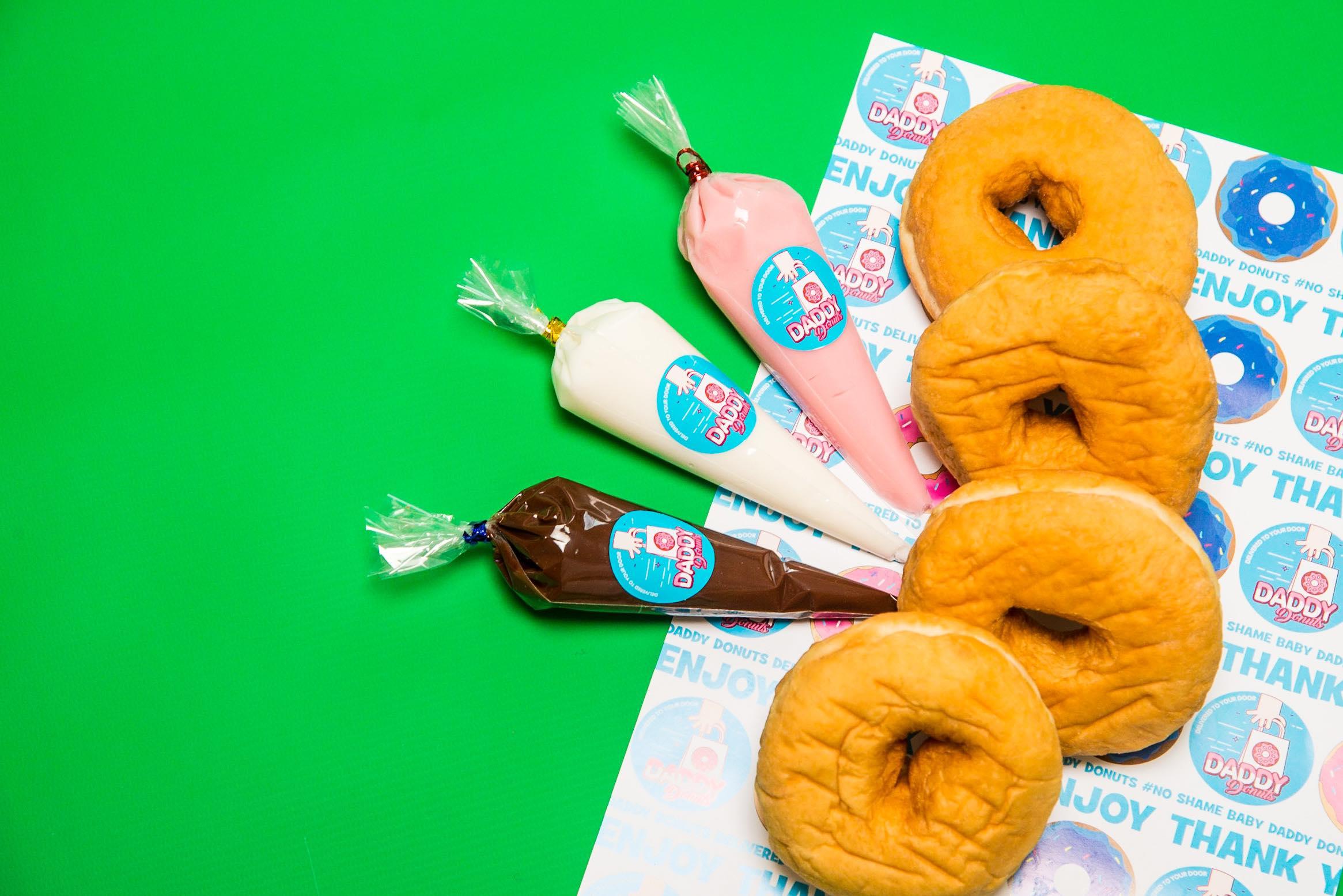 donuts delivered to your door diy kit