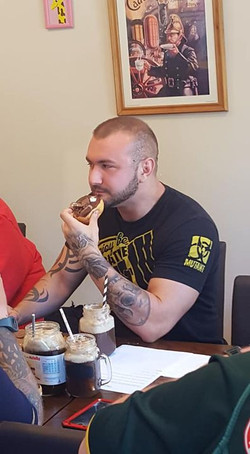 donut man v food norwich norfolk