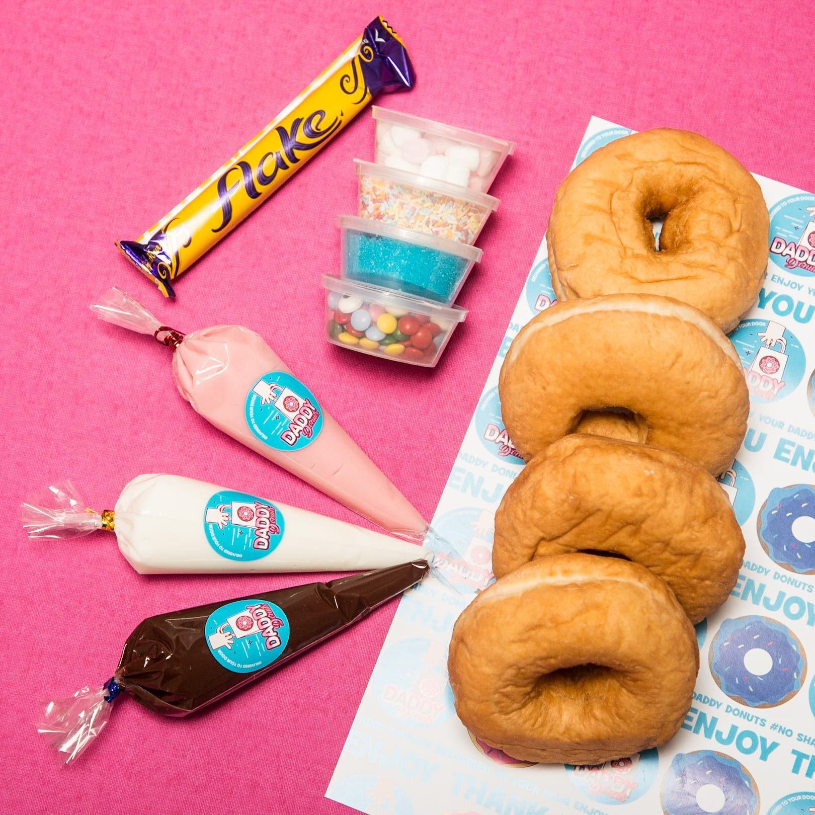 birthday gift from daddy donuts buy doug