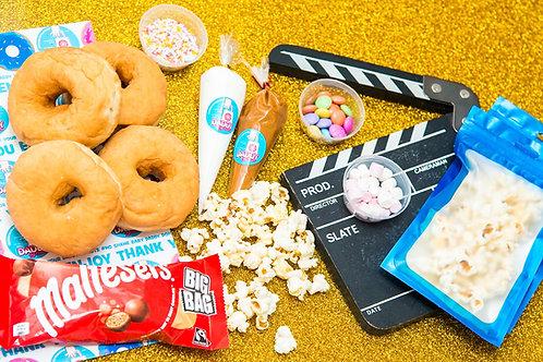 Movie Night Diy Donut Kit NETFLIX TIME