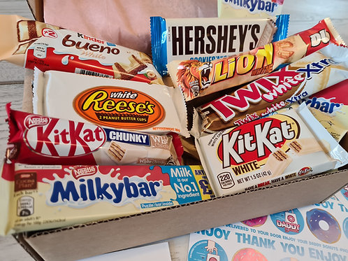 The White Chocolate Box