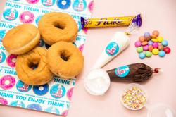 donut diy box classics