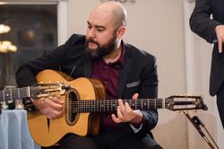 Juan Rangel, guitar