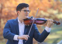 James V. Masanotti, violin