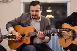 Ivan Alvarado, guitar