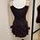 Thumbnail: Adult XS, S, M, L & XL- Black with Red Glitter Dress!
