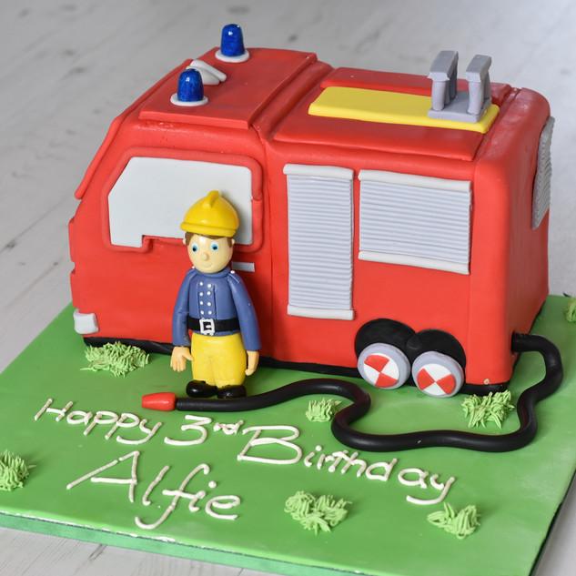 Sam the fireman