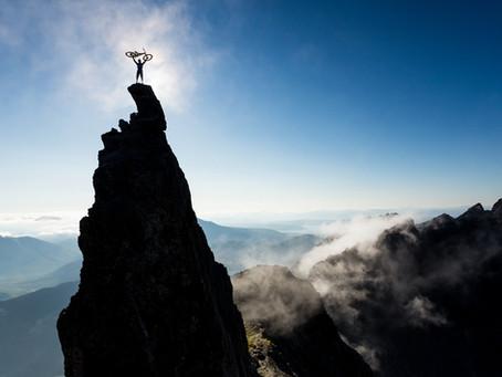 Danny MacAskill na horách