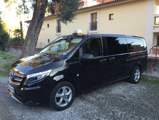 Hop Taxi Lyon, un service Van, Minibus jusqu'à 6 personnes