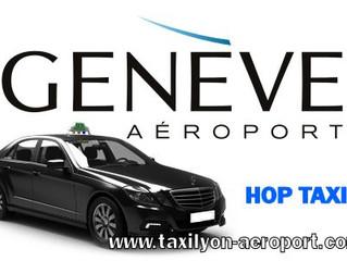 Transfert Lyon à Genève en taxi