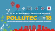 Salon Pollutec 2018 Lyon Eurexpo