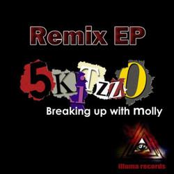 BreakingUpWithMollyAlbumCvr
