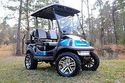 2011 Club Car Precedent custom