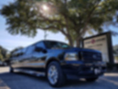 SB Limouine Ford Excursion Stretch