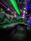 SB Limousine Chrysler 30 Stretch Interior