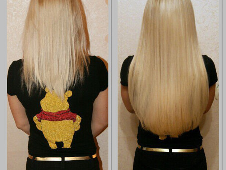Наращивание волос: простой секрет преображения