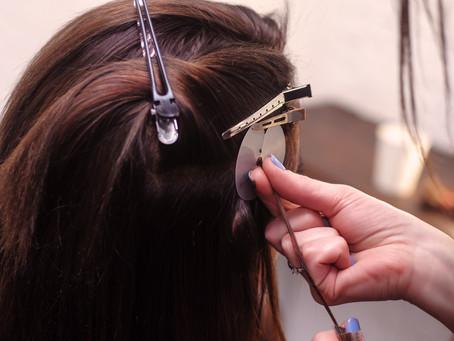 Современное безопасное наращивание волос