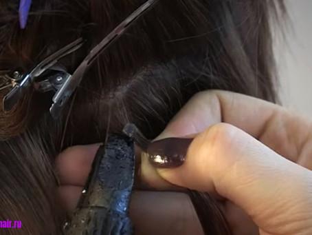 Какие способы наращивания волос на кератине самые эффективные и чем они отличаются