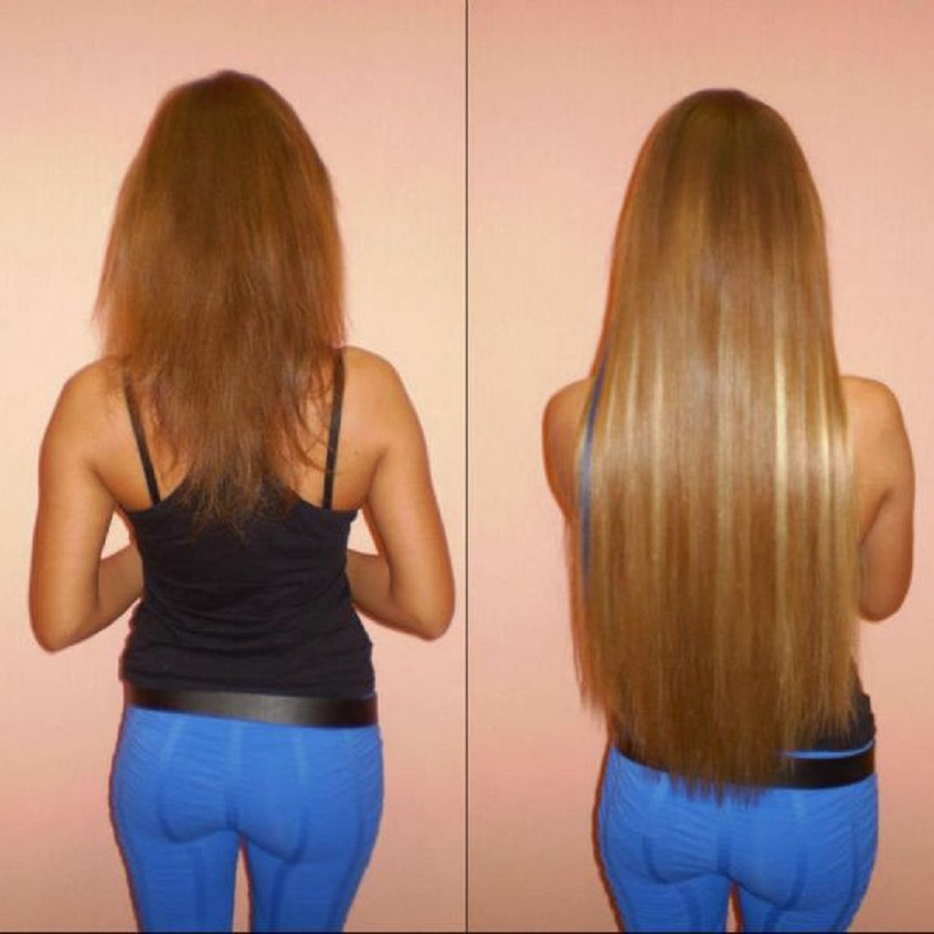 Наращивание волос в Москве 89261685975