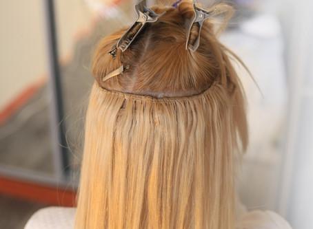 Волосы на заколках –  доступное совершенство
