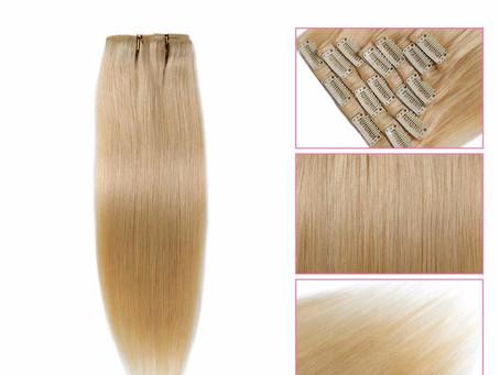 Накладные волосы помогут стать чуточку совершеннее