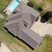 Completed roof - Granbury TX