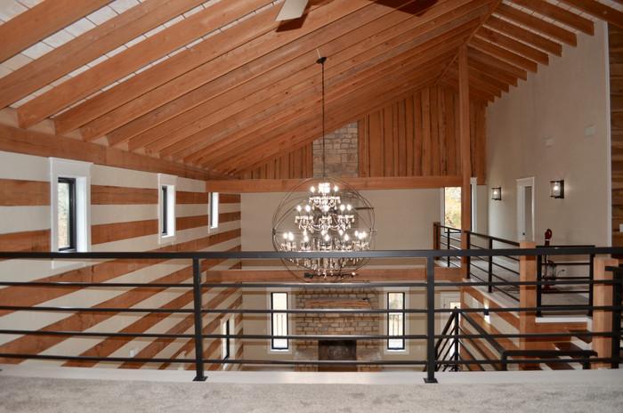 New loft area.