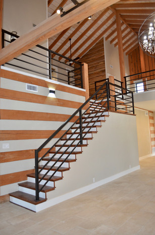 New Staircase.