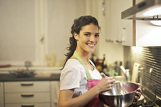 Smiling woman in kitchen.jpg