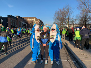 Shamrocks & Sharks: My March 5K Run