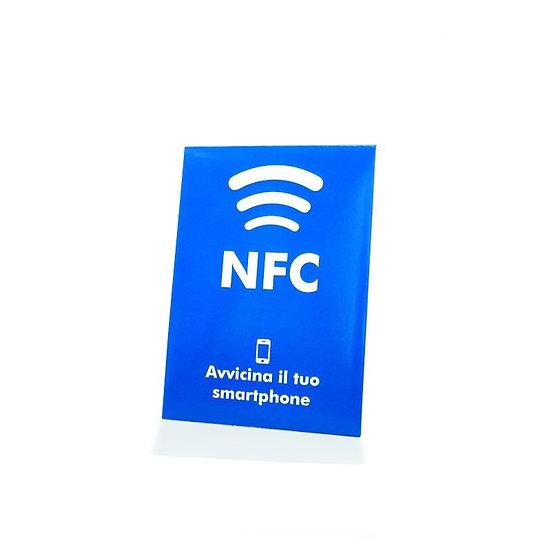 NFC Desk Display A6