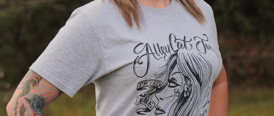"""Official """"Alley Cat"""" T-Shirt"""