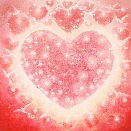 Heart to Heaven  (Original Painting)