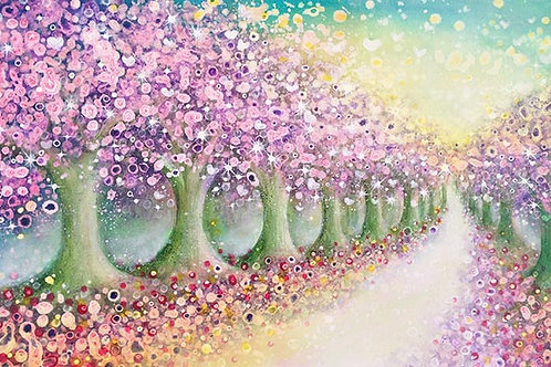 Passage to the Precious Life  Original painting
