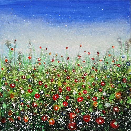 Morning Poppies           (Original Painting)