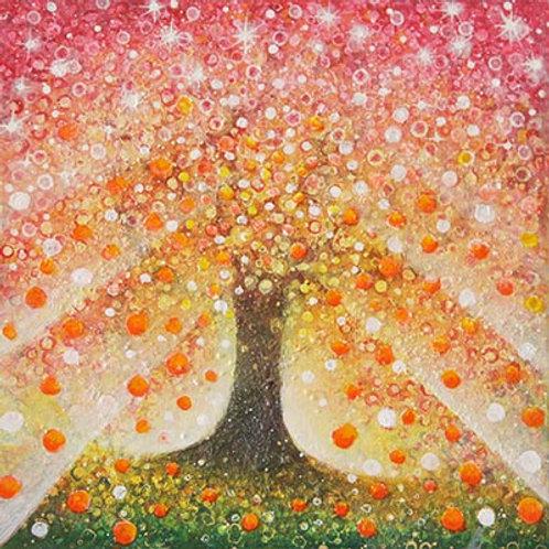 Good Tree make good fruits   (Original Painting)