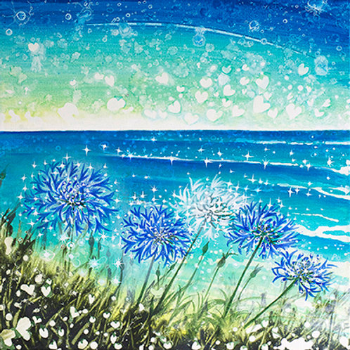 Happy Summer Afternoon    print