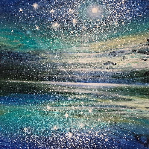 Horizon Beyond Orginal painting