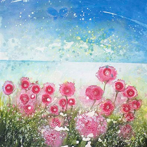 Sea Pink    print
