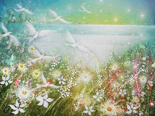 Inner Peace  (Original Painting)