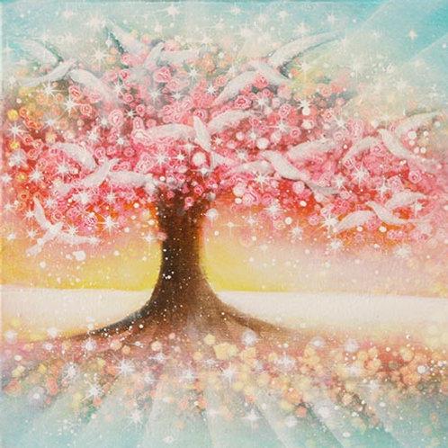 Peace & Light     (Original Painting)