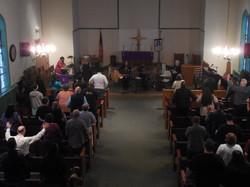 Joachima at Transformation Church