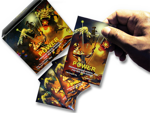 VPower Herbal Tea comes in convenient 10g sachets
