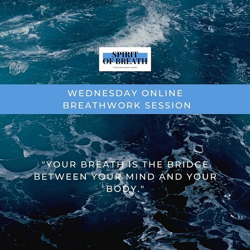 ONLINE Wednesday Session